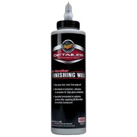 MEGUIARS D30116 DA Microfiber Finishing Wax