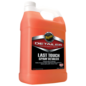 MEGUIARS Last Touch Spray 1 gallon detailer